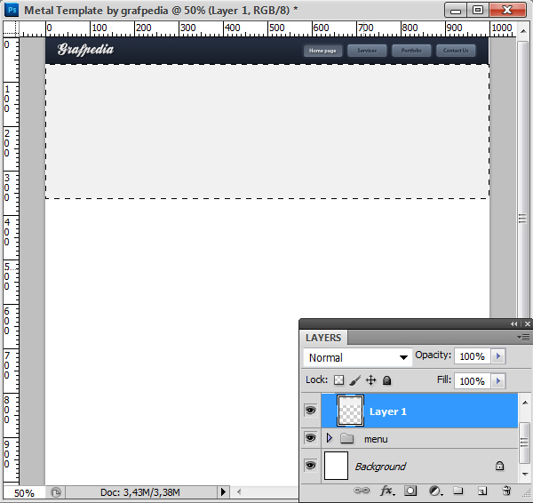 Photoshop tutorial screen 04