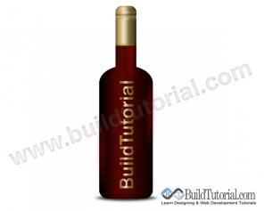 How to Create Wine Bottle Vector in Photoshop
