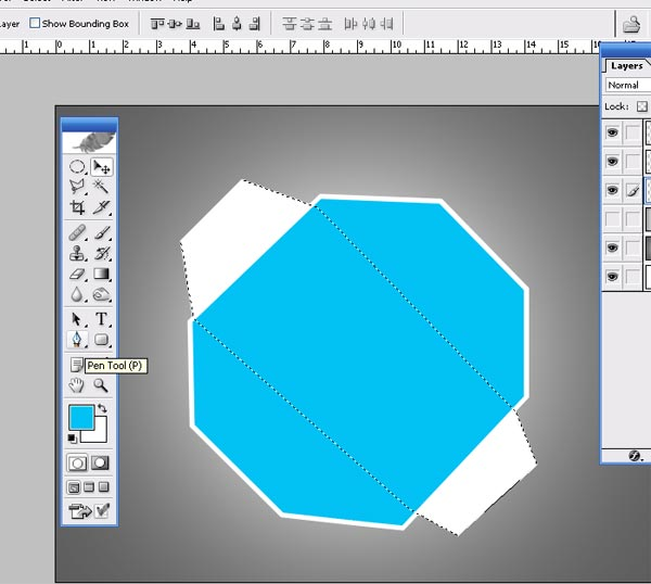 Shattered Skpe Icon F How To make Shattered Skype Icon in Photoshop