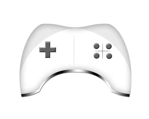 Game Pad Icon Final Learn How to Make Game Pad Icon in Photoshop
