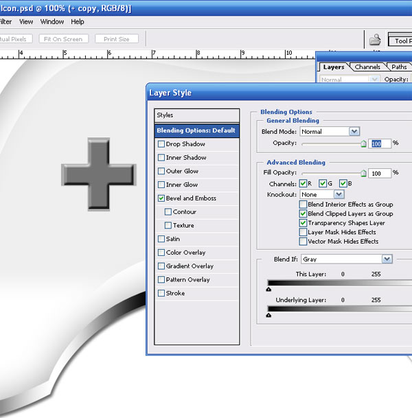 Game Pad Icon G Learn How to Make Game Pad Icon in Photoshop