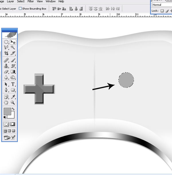 Game Pad Icon H Learn How to Make Game Pad Icon in Photoshop