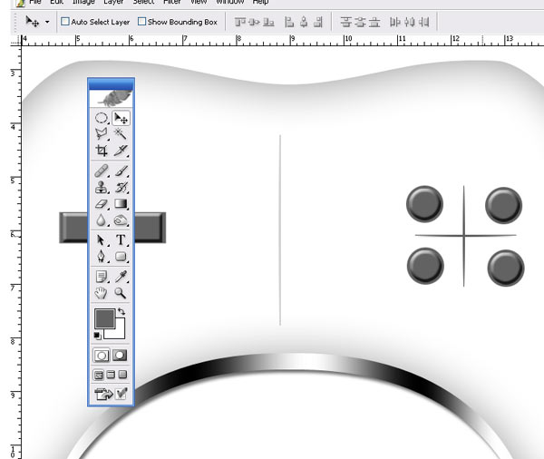 Game Pad Icon J Learn How to Make Game Pad Icon in Photoshop