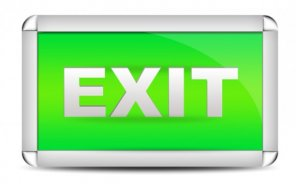 How To Create Exit Sign Vector in Photoshop