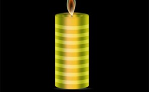 How To Make Candle Vector in Photoshop