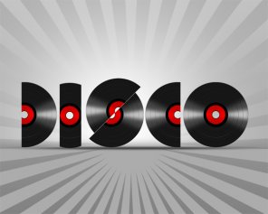 How to Create Record Disc Wallpaper