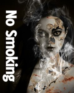 No Smoking Awareness  Photoshop Poster Design Tutorial
