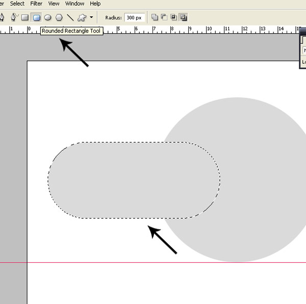 Red Arrow Button Vector C How To Make Red Arrow Button Vector in Photoshop