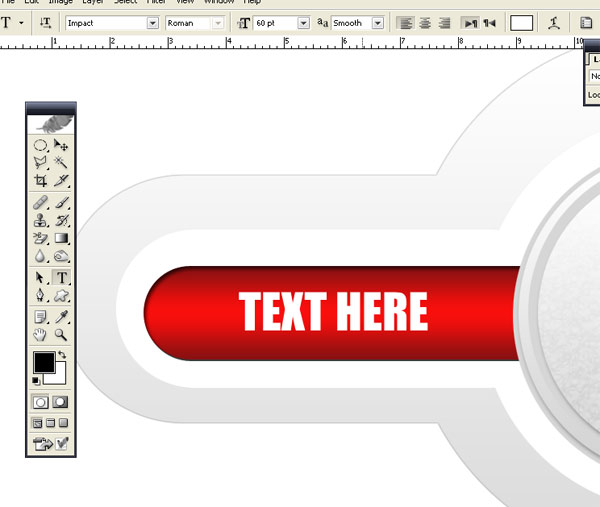 Red Arrow Button Vector J How To Make Red Arrow Button Vector in Photoshop