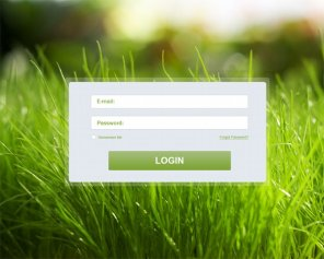 How to Create Glossy Grass Login Panel (Exclusive Tutorial)