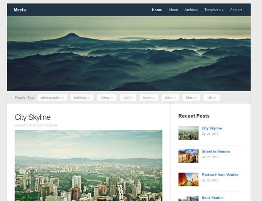15 Free Responsive WordPress Themes You can't Afford to