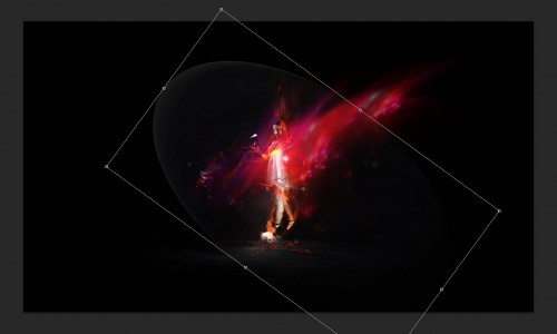 5 hit 10 500x300 Design a Dark Magical Scene with Nebula Effect in Photoshop