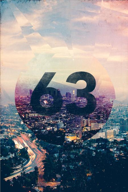 Number Designs Photoshop Design in Photoshop