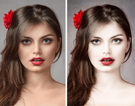 Porcelain Skin in Photoshop CS6
