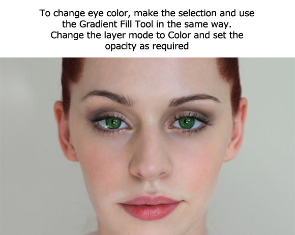 Change Eye Color 3