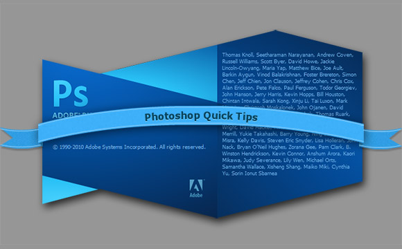 10 Photoshop Quick Tips to Improve Your Workflow
