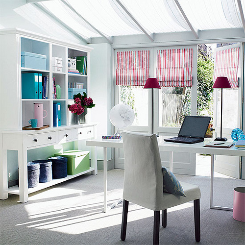 20 Inspiring Home Office Design Ideas For Small Spaces: 30+ Beautiful Home Offices Designs