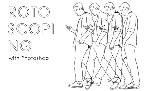Rotoscoping with Photoshop