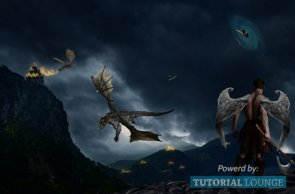 Learn How To Create a Dark Fantasy War Scene