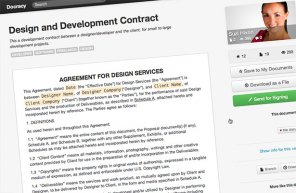 The Right Size of Legalese: 5 Design Contracts for Diverse Needs