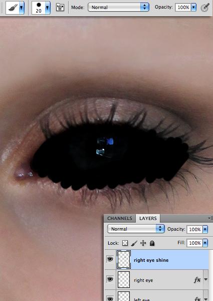 Tutorial: Dramatic Eyes - PicMonkey Blog