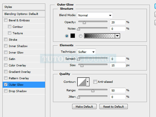 bgslider box setting