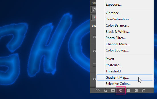 Ghostly Text Effect step 5