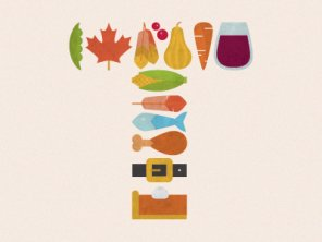 Holiday Spirit: Thanksgiving Typography
