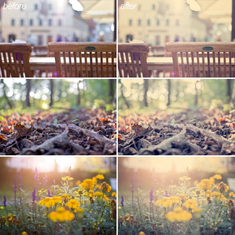 The Easiest Way to Create Vintage Photo Effect