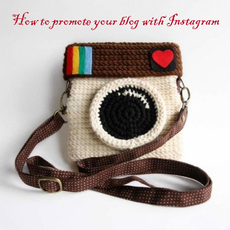 How to Promote Your Blog with Instagram