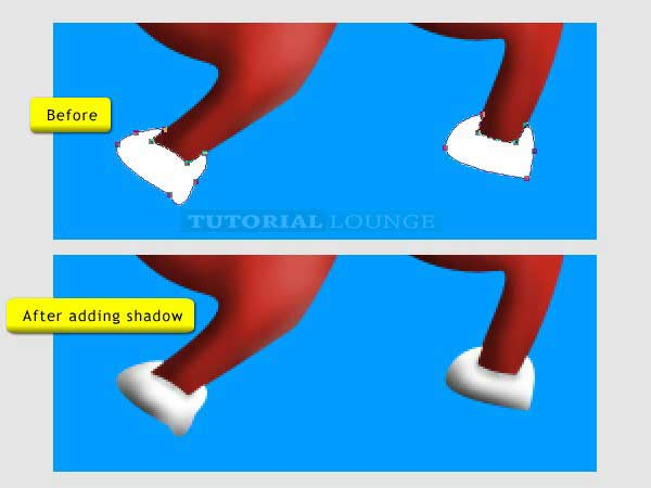 Shoes Walking Drawing Learn to Draw Walking Santa