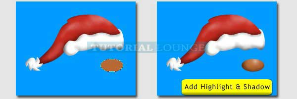 Learn To Draw Walking Santa Using Photoshop
