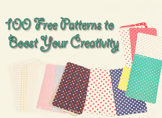 100 Free Patterns to Boost Your Creativity