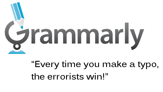 Grammarly or How to Forget about Typos
