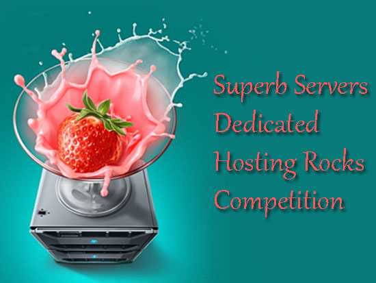 Superb Servers Dedicated Hosting Rocks Competition