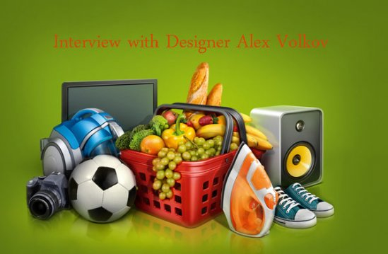 Interview with an Awesome Designer Alex Volkov