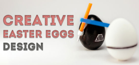 Creative Easter Eggs Designs