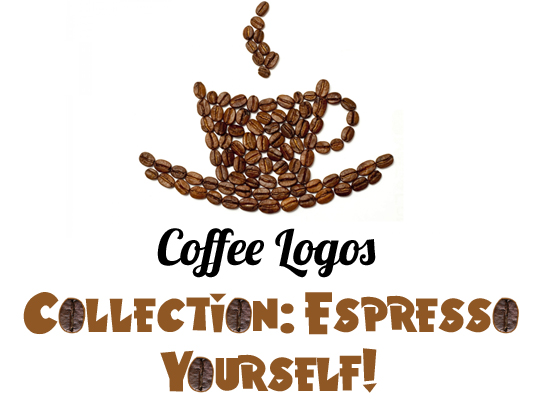 Coffee Logos Collection: Espresso Yourself!