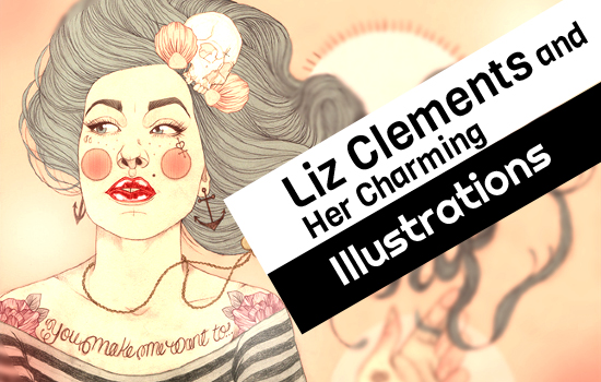 Liz Clements and Her Charming Illustrations