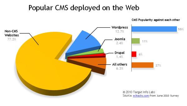 Does It Matter What Cms To Use In Order To Have A Visually