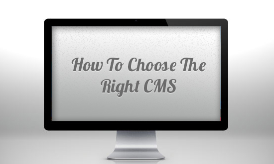 Does It Matter What CMS to Use in Order to Have a Visually Stunning Web Site?