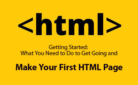 HTML for Beginners: Create Your First Website (Part 1)