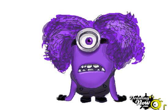 Despicable Me Dr Nefario Drawing Despicable Me: Minion ...