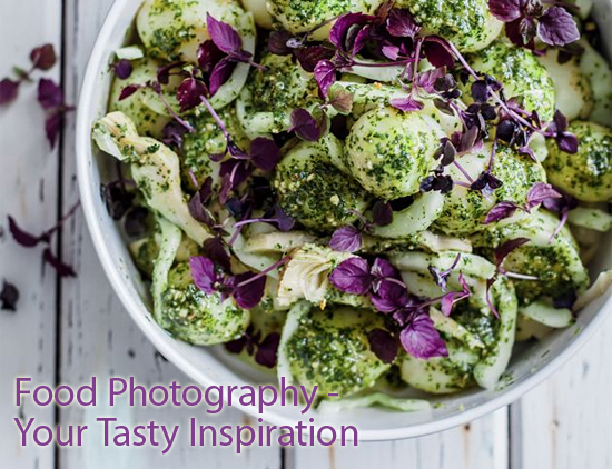 Food Photography - Your Tasty Inspiration