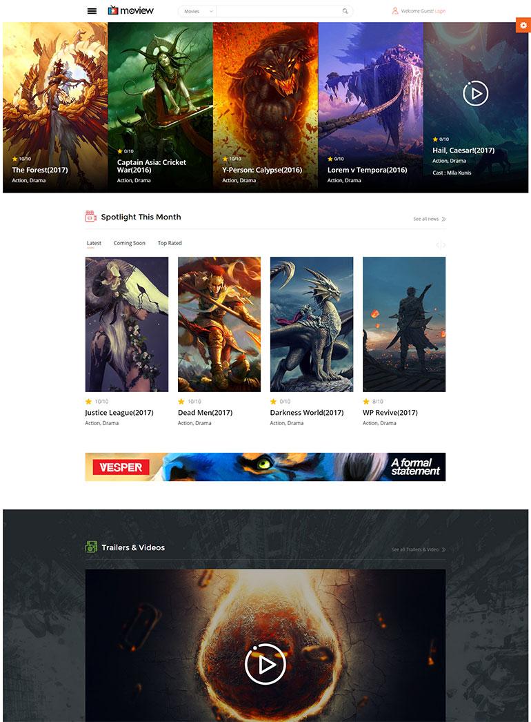 coolest  templates web template customization