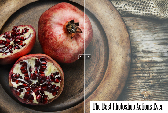 The Best Photoshop Actions Ever