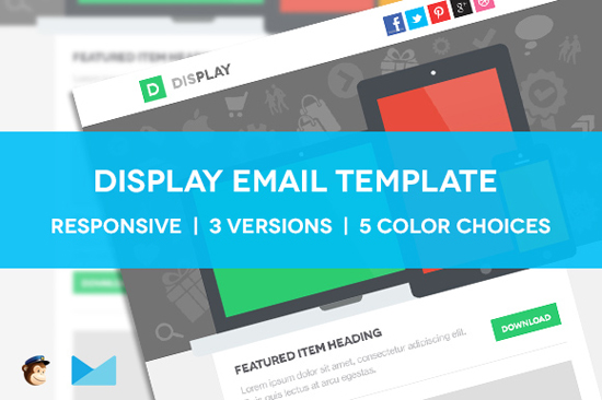 Giveaway for a Free Compelling Newsletter Template