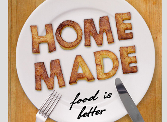 Awesome Food Handmade Fonts for Your Inspiration