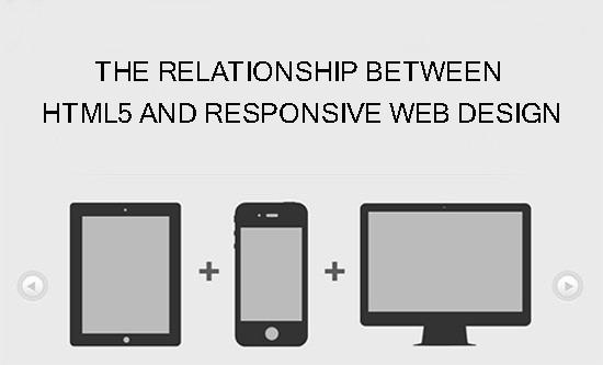 The Relationship Between HTML5 and Responsive Web Design