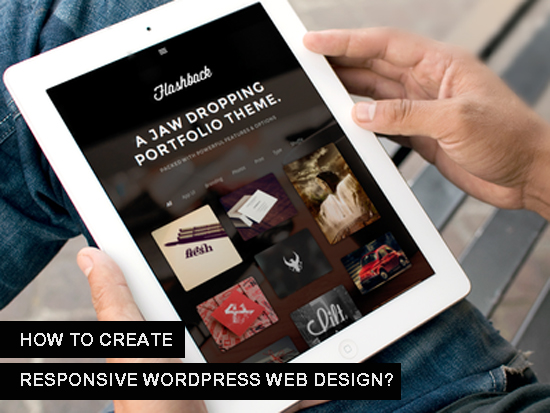 Responsive WordPress Web Design